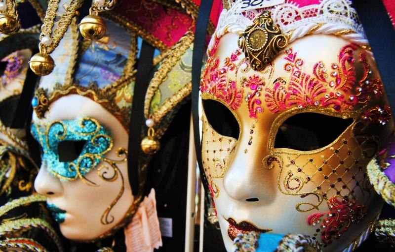 Carnevale a Venezia: il volo dell'Aquila