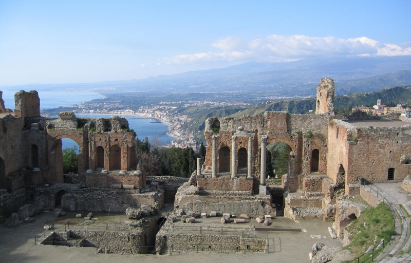 GRAN TOUR DELLA SICILIA ORIENTALE