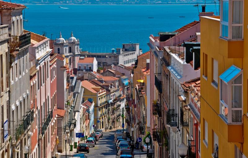 Il Portogallo e l'Algarve