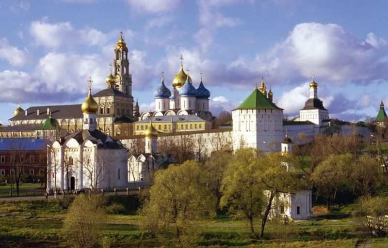 TOUR ORO DI RUSSIA