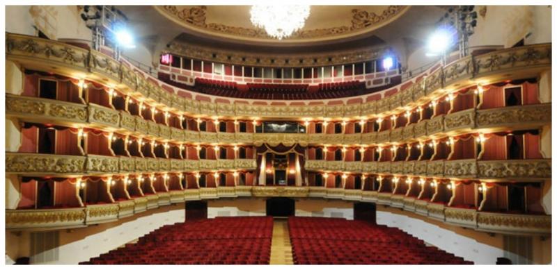Verona Teatro Filarmonico: Stagione 2017