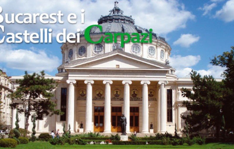 BUCAREST E I CASTELLI DEI CARPAZI