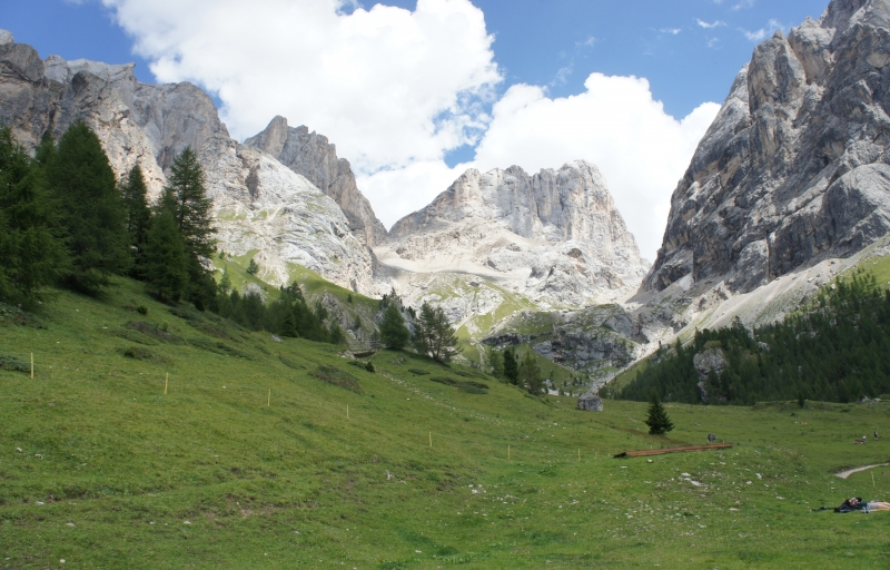 CAMPITELLO: SCOPRIAMO LA VAL DI FASSA D'ESTATE