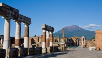 Caserta e Pompei