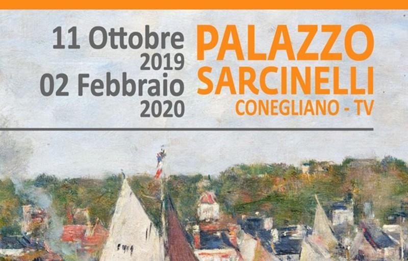 """CONEGLIANO Palazzo Sarcinelli  """"DAGLI IMPRESSIONISTI A PICASSO"""""""