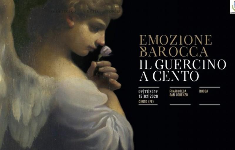 EMOZIONE BAROCCA - IL GUERCINO A CENTO E APERICENA