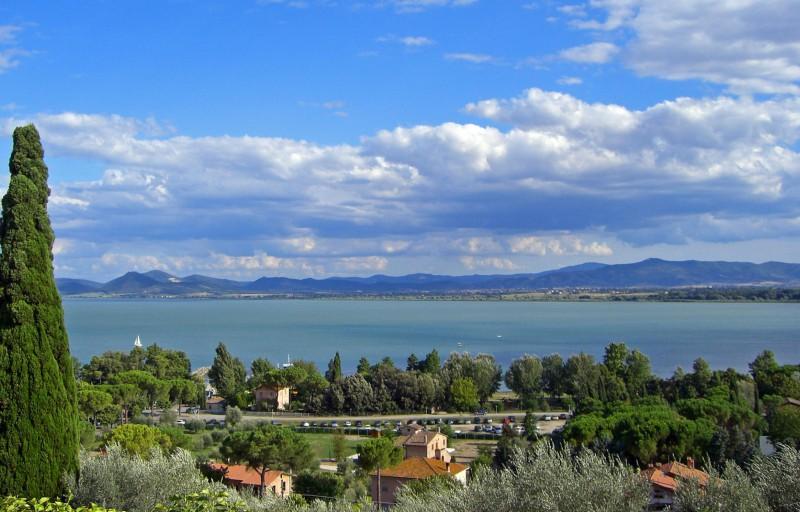 Lago Trasimeno e Navigazione all'Isola Maggiore