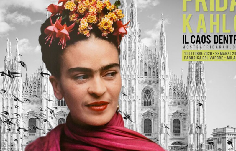 Mostra Frida Kahlo a Milano