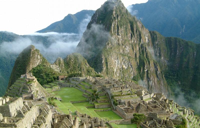 PERU' LA TERRA DEGLI INCAS