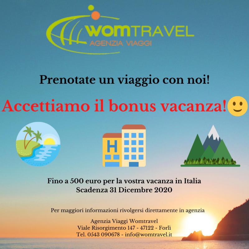Prenotate un viaggio con noi