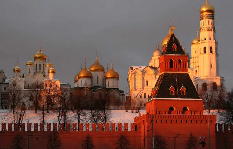 RUSSIA: Tour Russia Millenaria